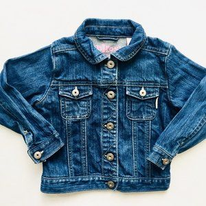 OshKosh Medium Wash Jean Jacket